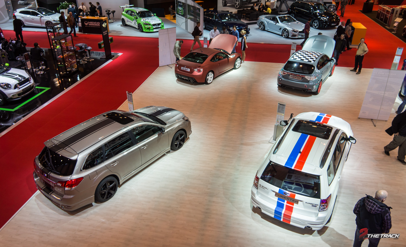 Wat te verwachten op de LA Motor Show 2014