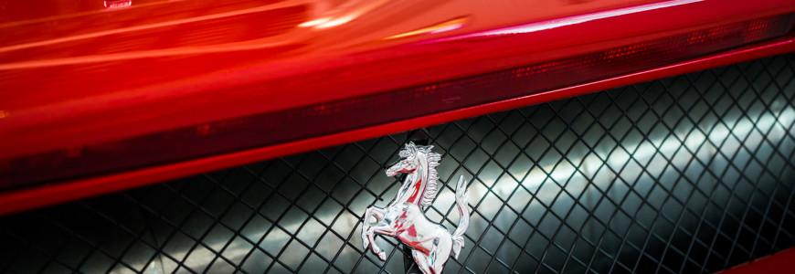 Ferrari Enzo Ferrari Logo-1