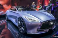 Infiniti Q80 Concept Car Mondial de l'automobile 2014-1