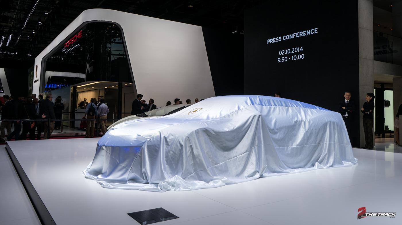 Lamborghini Asterión onthulling
