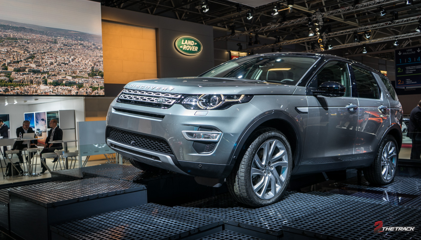 Land Rover prijst Discovery Sport