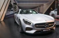 Mercedes AMG GT Mondial de l'automobile 2014-1-2