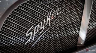 Spyker logo B6 Venator Autosalon geneve 2013-1