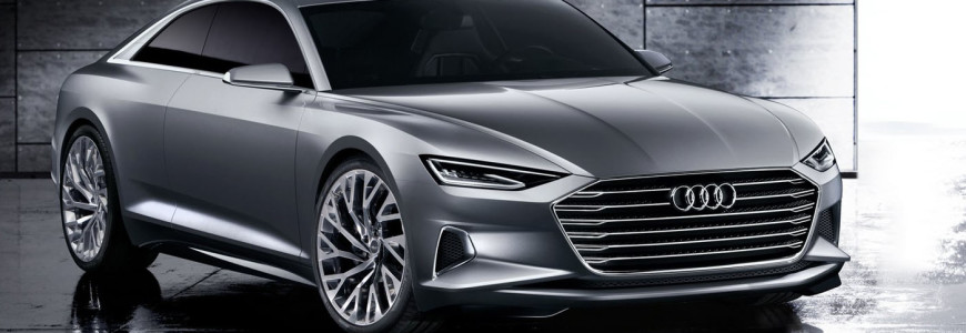 Audi Prologue Concept A9 Los Angeles Motor Show 2014