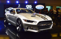 Galpin Rocket Ford Mustang Henrik Fisker design 2014