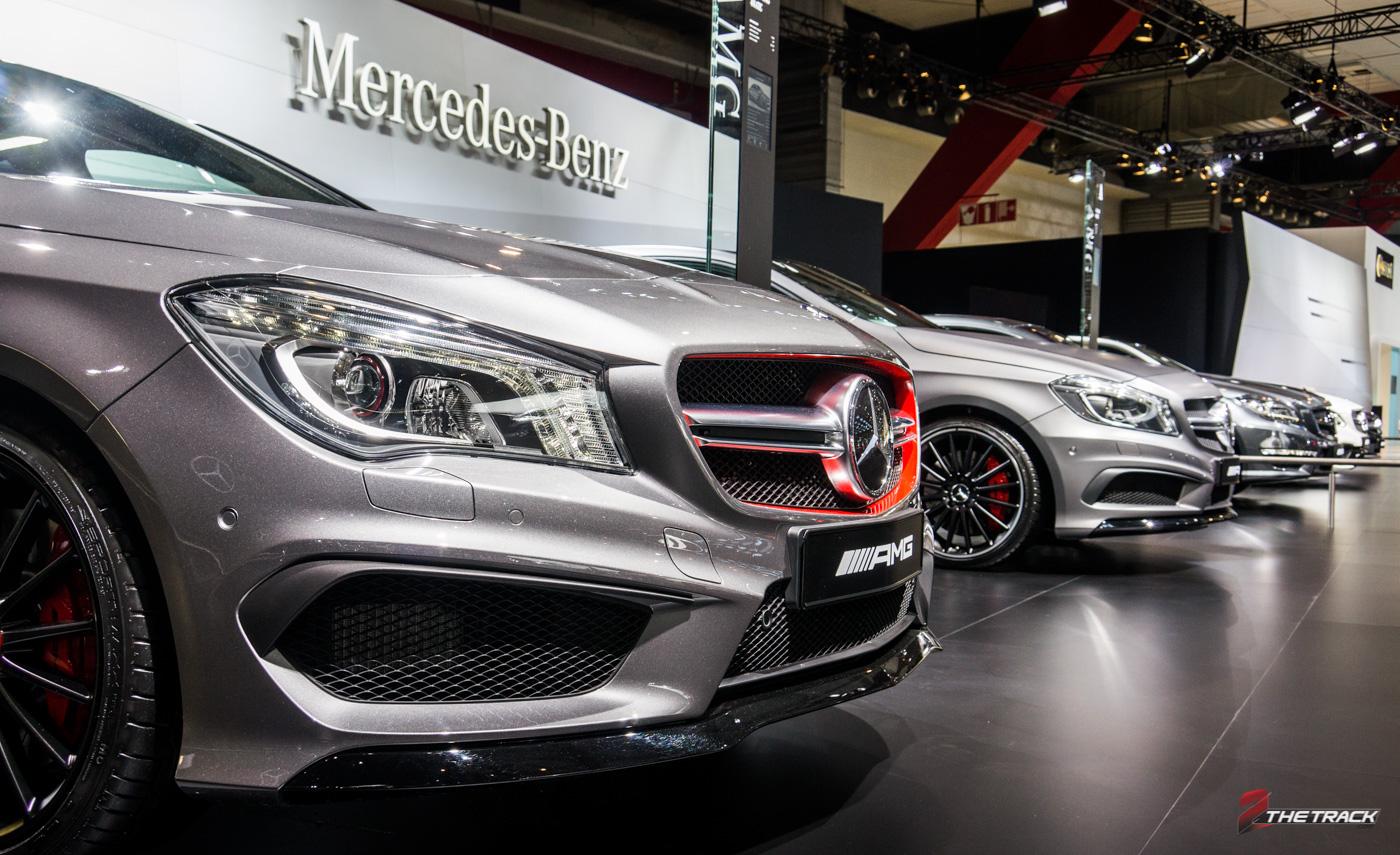 Nieuwe naamgevingen voor Mercedes-Benz