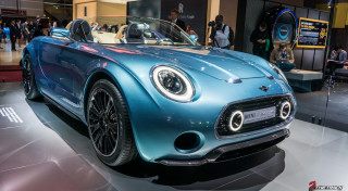 Mini Superleggera Vision Paris Motor Show 2014 Mondial de l automobile-4