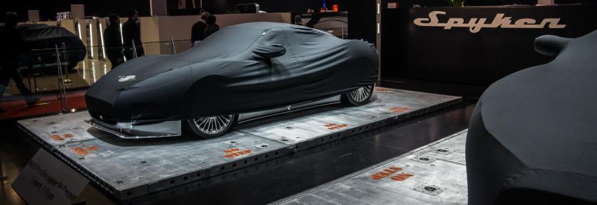 Spyker Failliet B6 Venator & Alerion Autosalon Geneve 2013-1