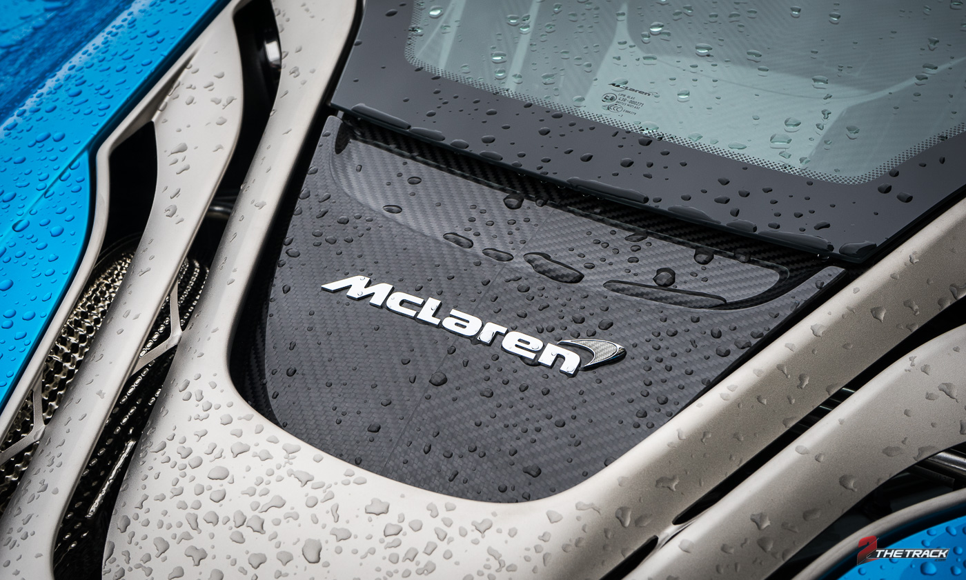 McLaren heeft met de 675 LT nog een debuut
