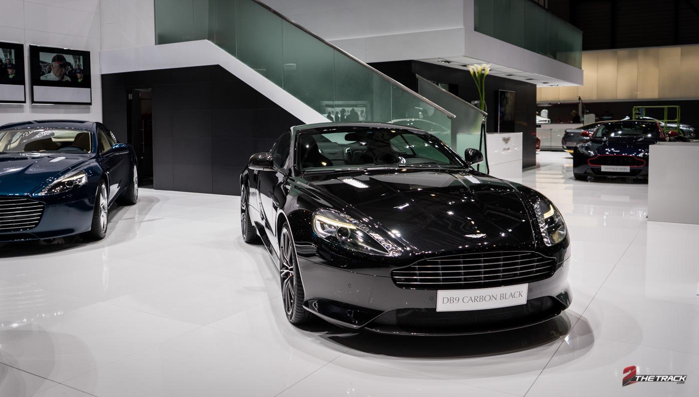 Aston Martin Autosalon Geneve 2014 DB9 Carbon Black Volante Virage-1