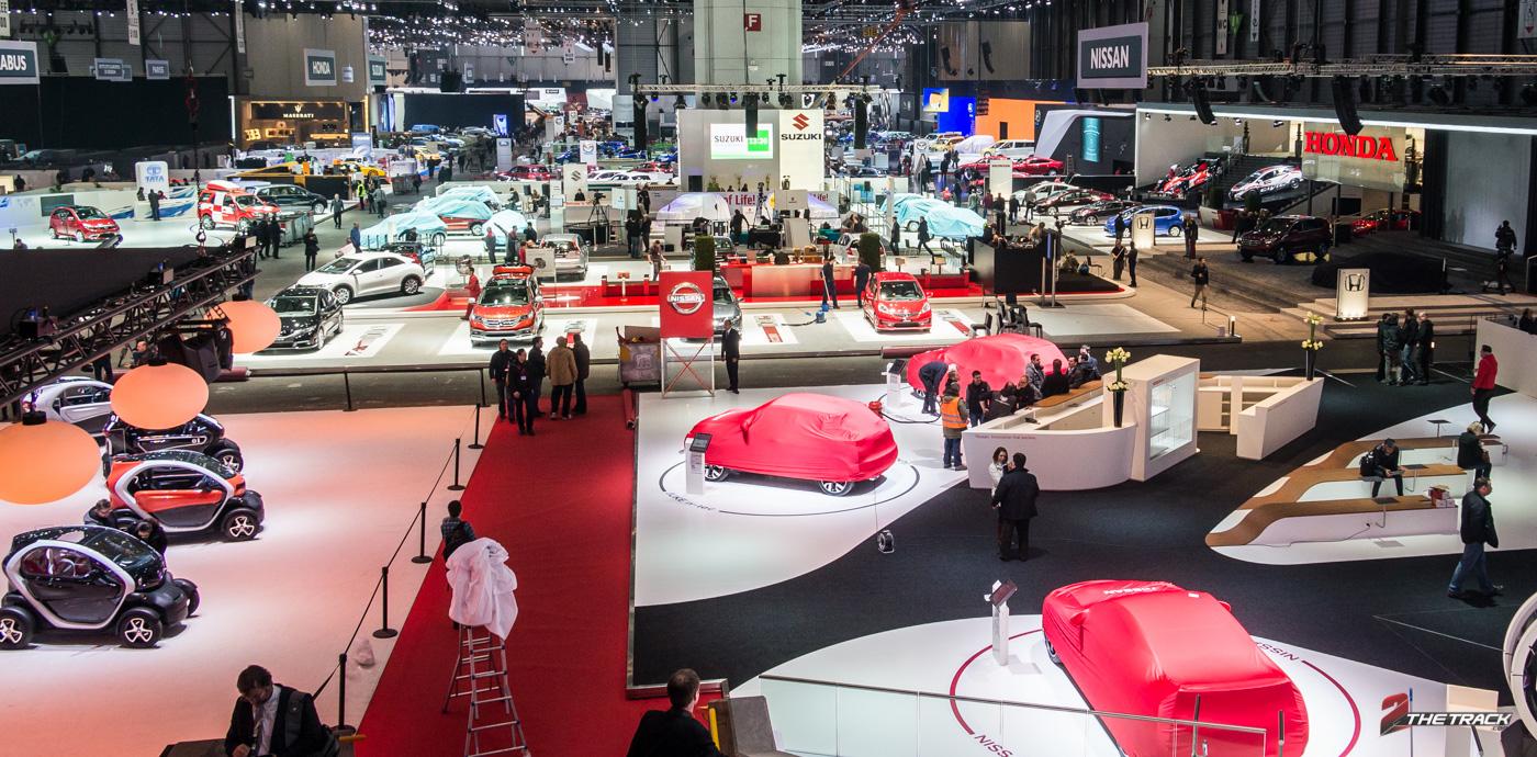 Autosalon Genève 2015 preview