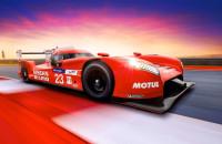 Nissan GT-R LM Nismo LMP1 HY Le Mans 2015 FIA WEC