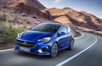 Opel Astra OPC 2015