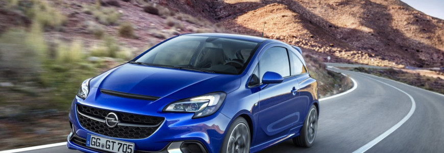 Opel Astra OPC 2015