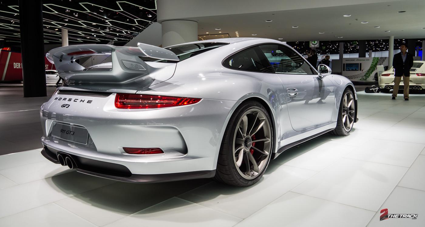 De nieuwe GT3 is geplaagd door serieuze motorproblemen. Porsche zal dat drama liever niet willen herhalen met de nog ruigere GT3 RS.