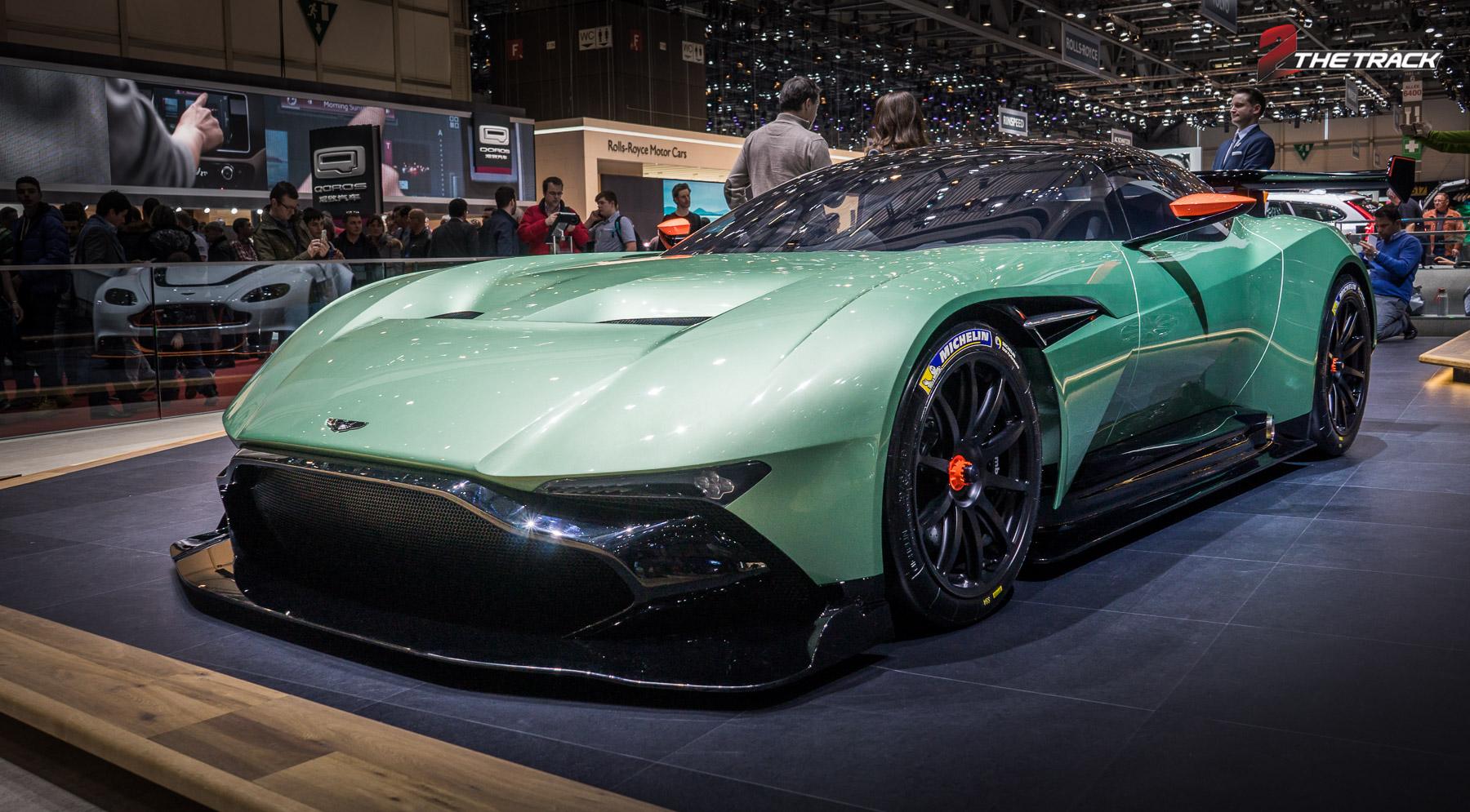 Slechts 24 stuks: Aston Martin Vulcan