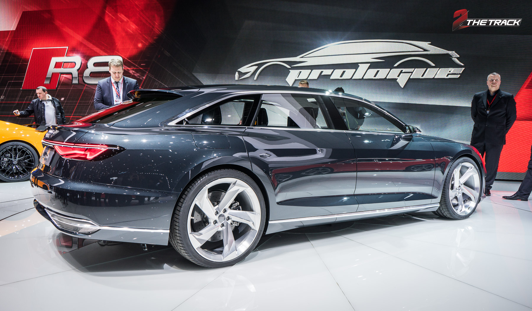 Audi vervolgt met Prologue Avant