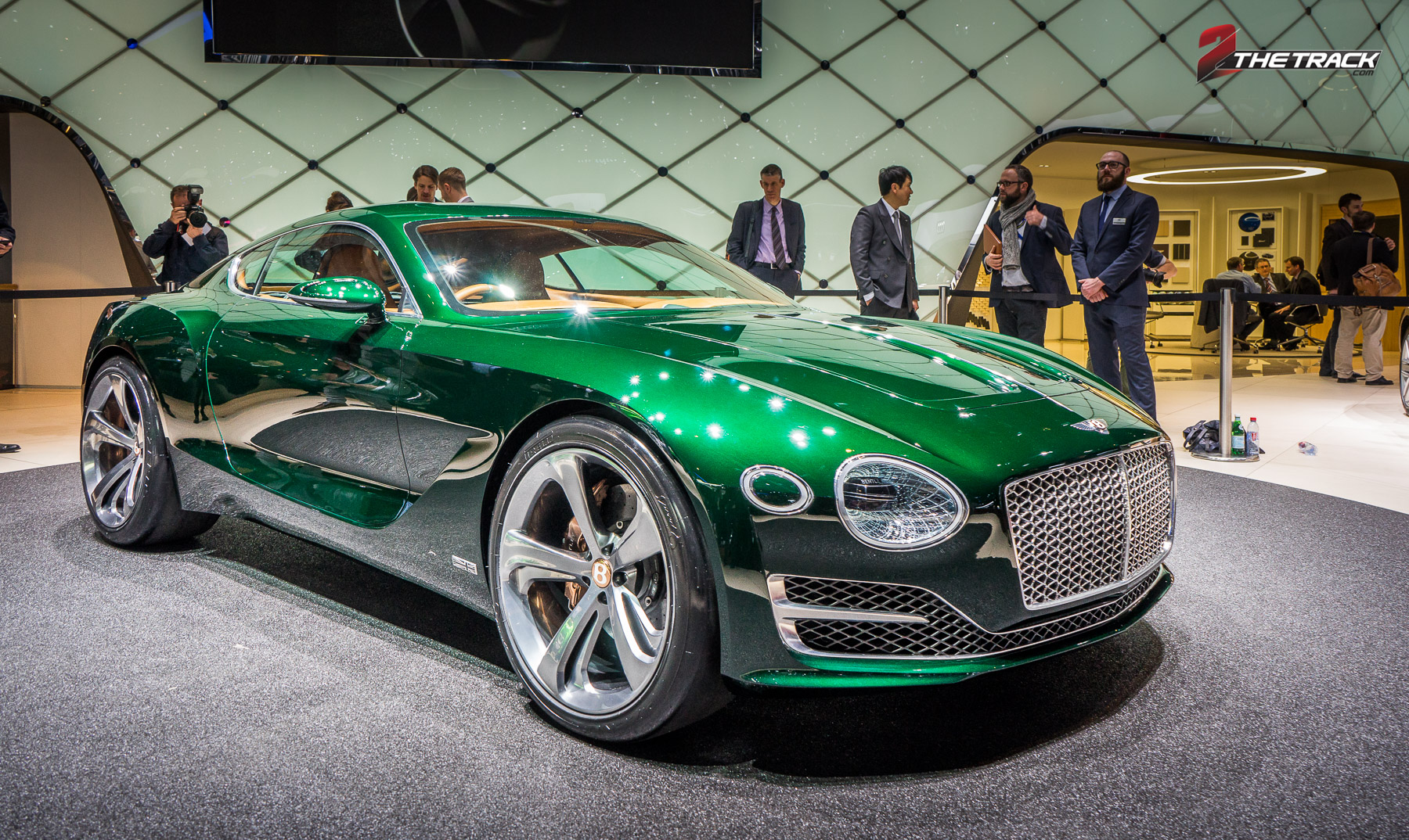 Nieuwe Concept Bentley EXP 10 Speed 6