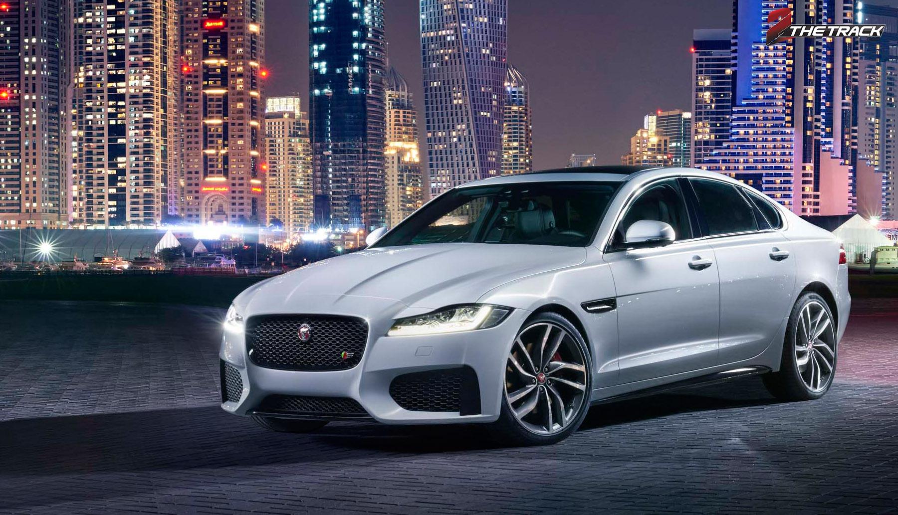 Jaguar presenteert nieuwe XF