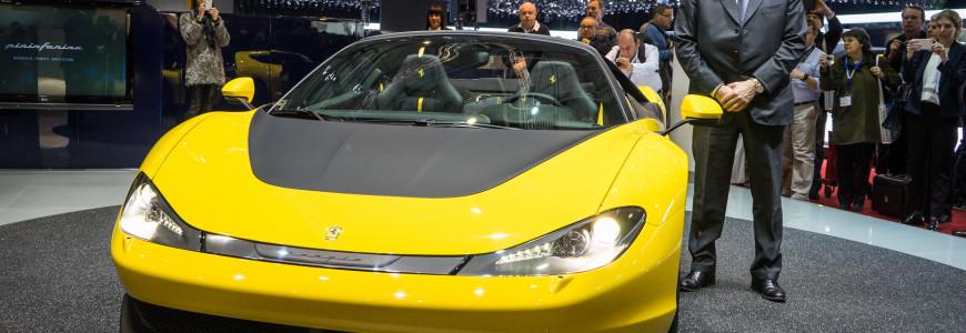 Pininfarina Sergio Geneva Motor Show 2015-1