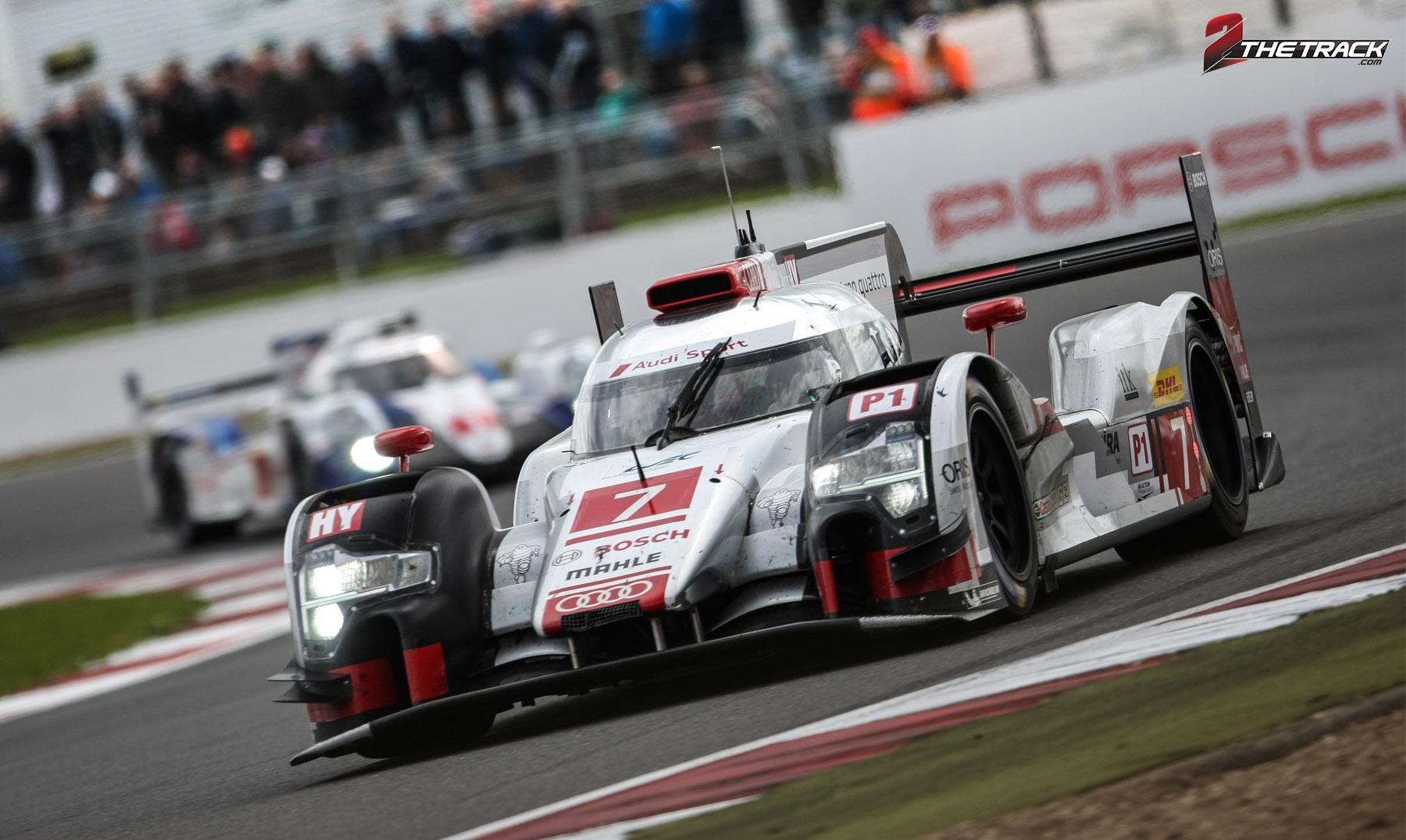 Audi wint eerste WEC race