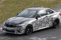 BMW M2 spyshot 2016 Nurburgring Nordschleife 2015