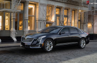 Cadillac CT6 New York Motor Show 2015