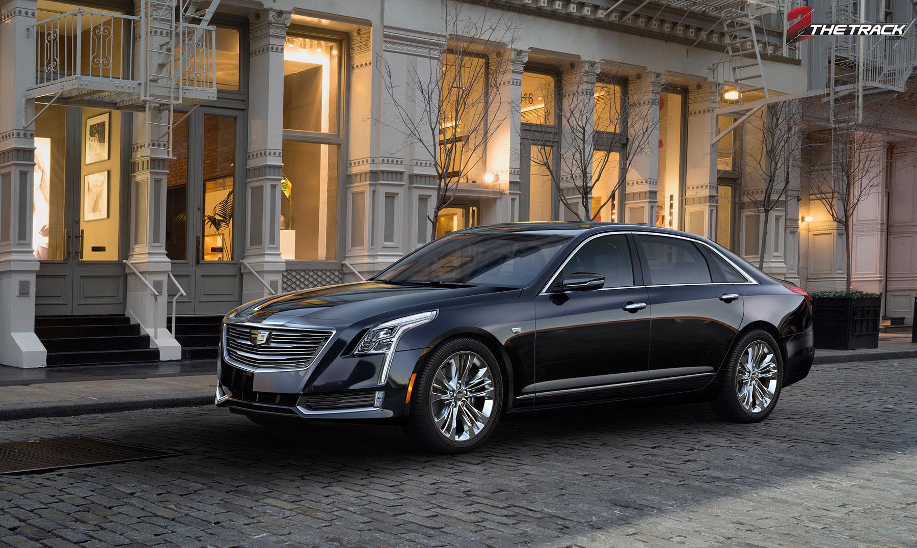 Cadillac CT6 alternatief voor Duitsers