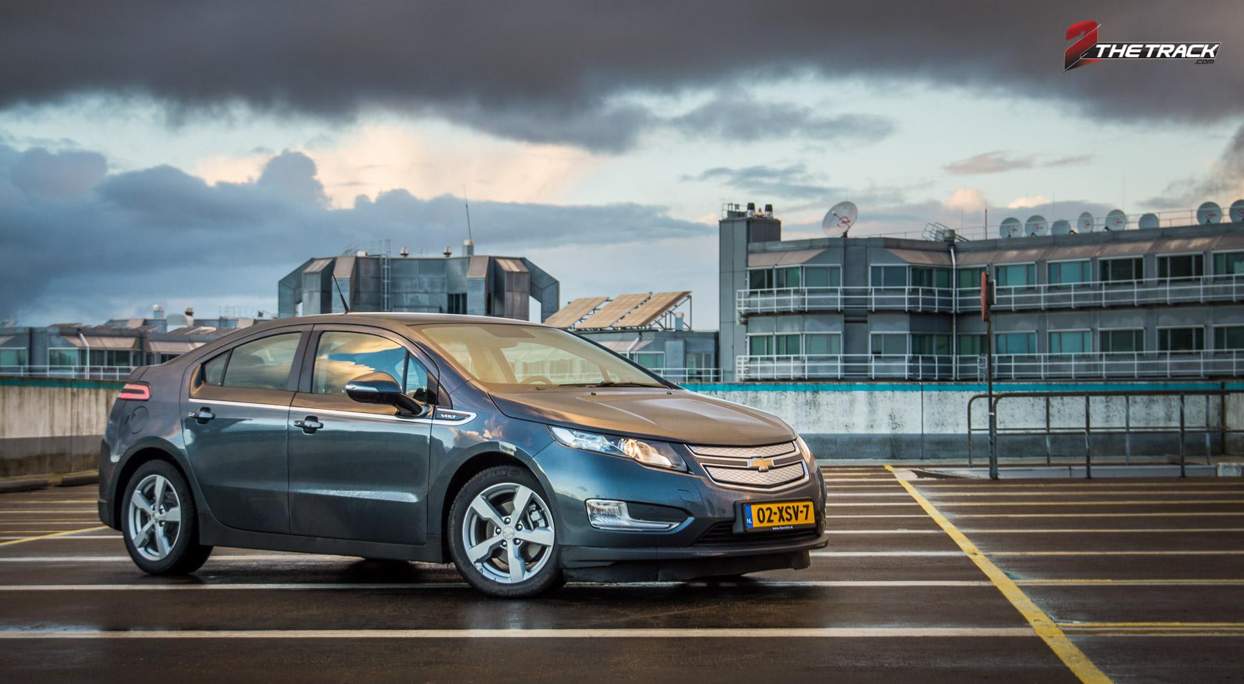 2% van Nederlandse wagenpark is elektrisch