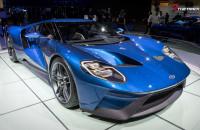 Ford GT 2016 Autosalon Geneva Motor Show 2015-1