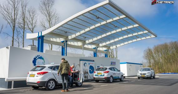 Hyundai ix35 FuelCell FCEV premiere in Nederland-23