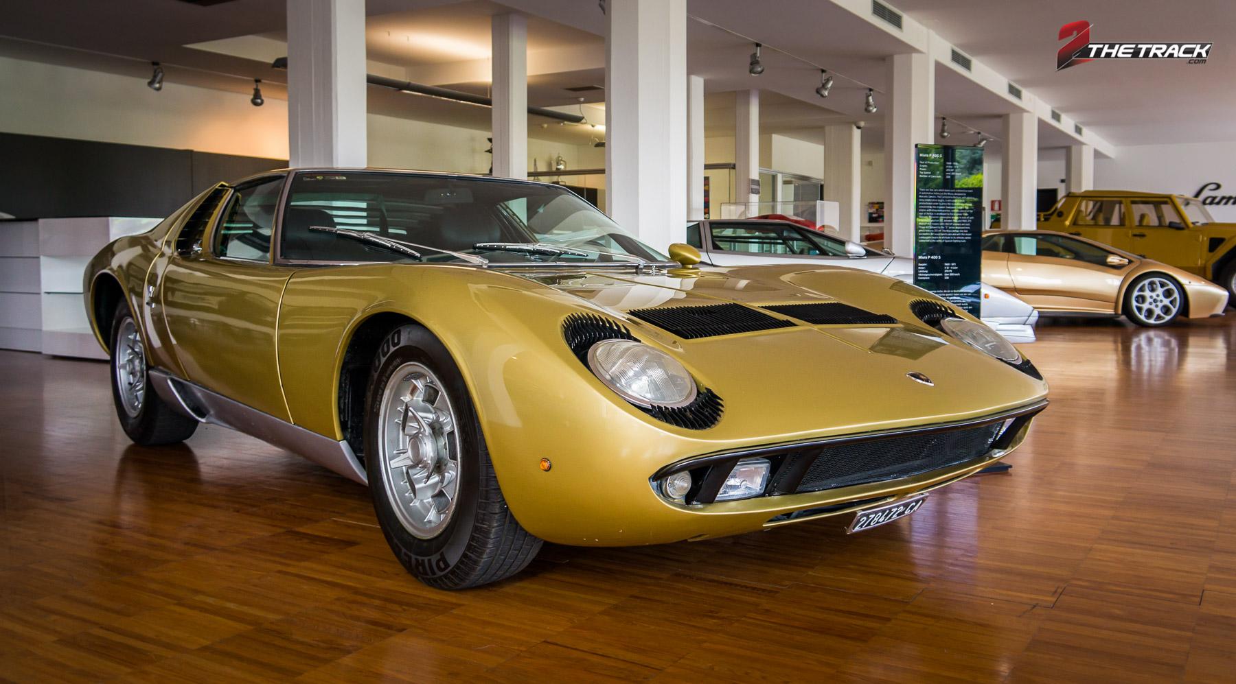 Lamborghini begint met klassieker programma's