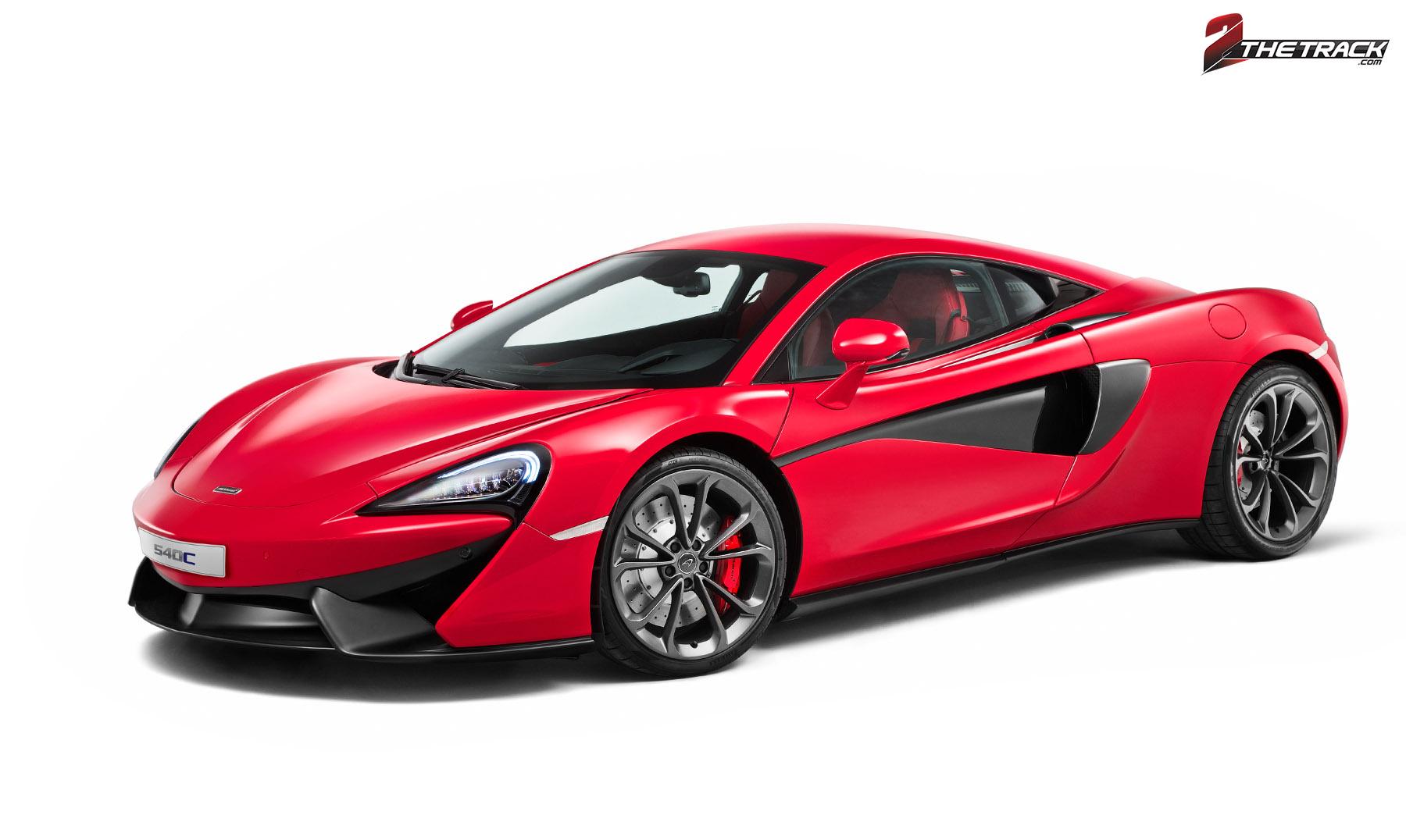 McLaren 540C is nieuwe instapper