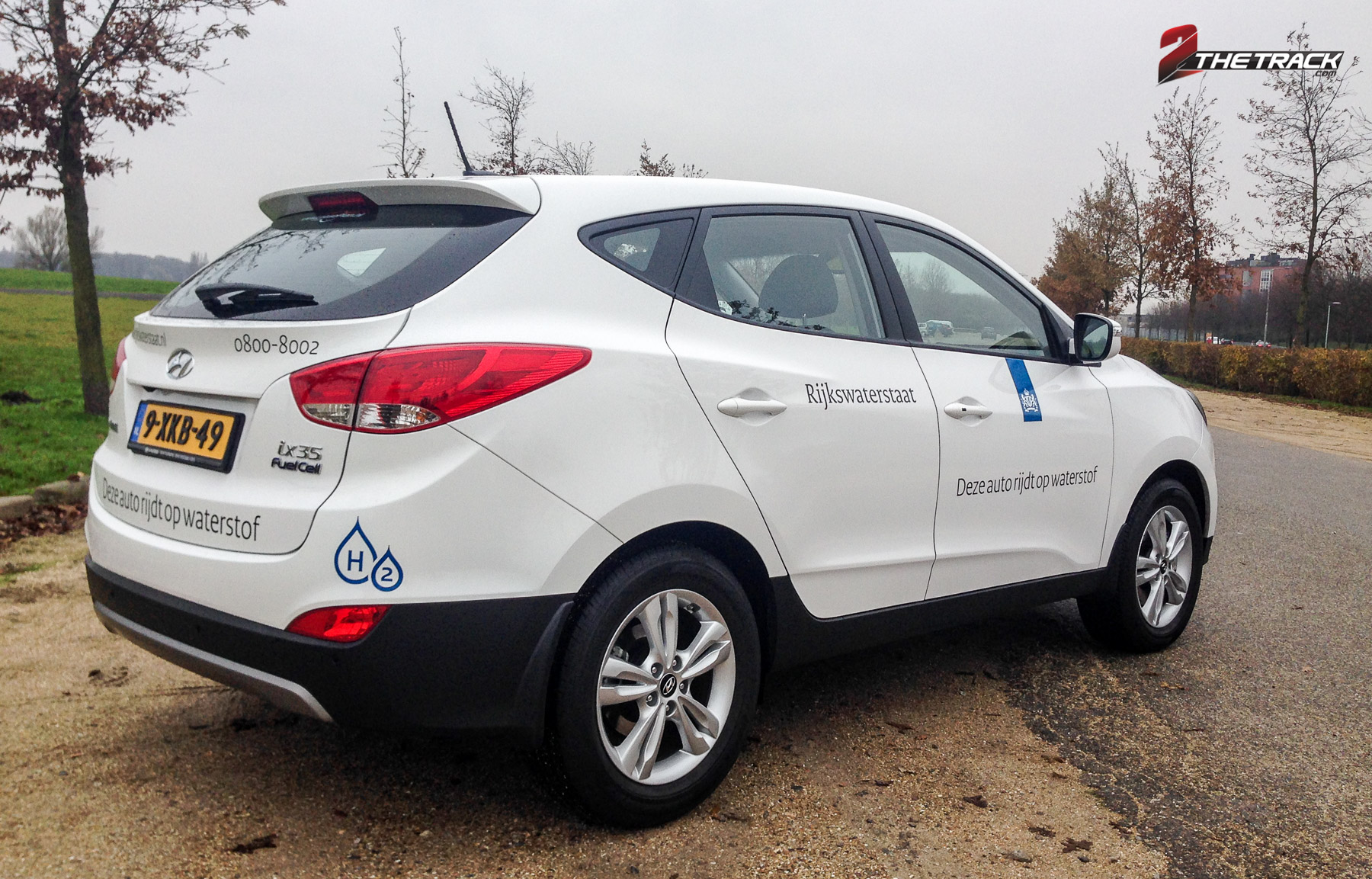 Subaru Brz Turbo >> Hyundai levert eerste waterstof auto's - 2TheTrack - De ...