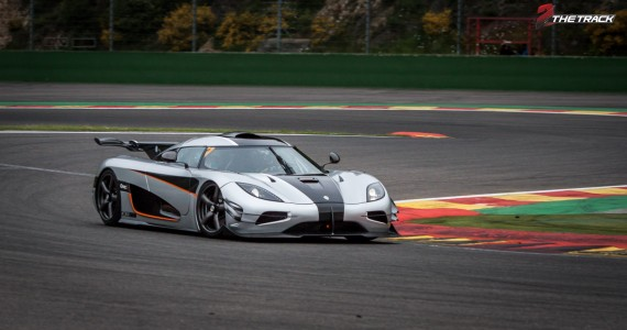 Koenigsegg One-1 record run at Spa Francorchamps-1-2