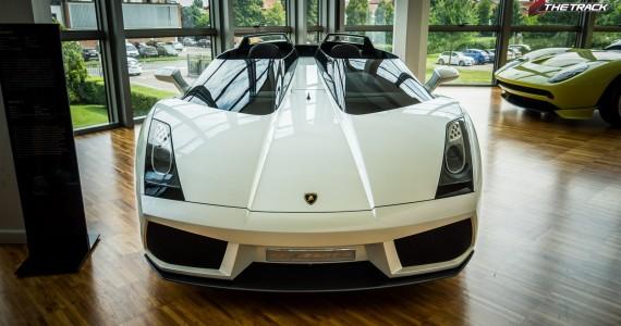 Lamborghini Concept S Gallardo Roadster Museo Lamborghini-1-4