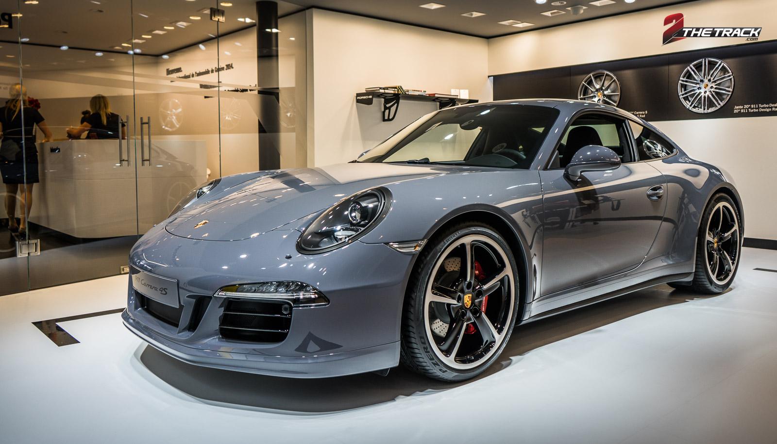 Porsche 911 991 generation Carrera 4S Autosalon geneve 2014-1