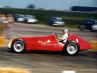 Juan Manuel Fangio Ferrari Alfa Romeo