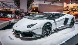 AutoRAI-2015-AutoVisie-paviljoen-Lamborghini-LP720-4-Aventador-Roadster-Anniversary-1