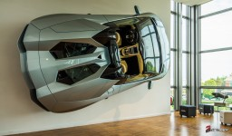 Museo Lamborghini - Lamborghini LP700-4 Aventador Roadster