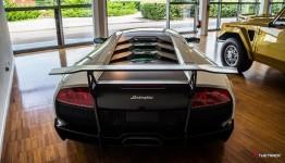 Museo Lamborghini - Lamborghini Murcielago LP670-4 SV (Super Veloce)