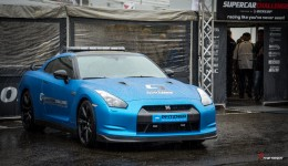 Supercar-Challenge-Nissan-GT-R-Safety-Car