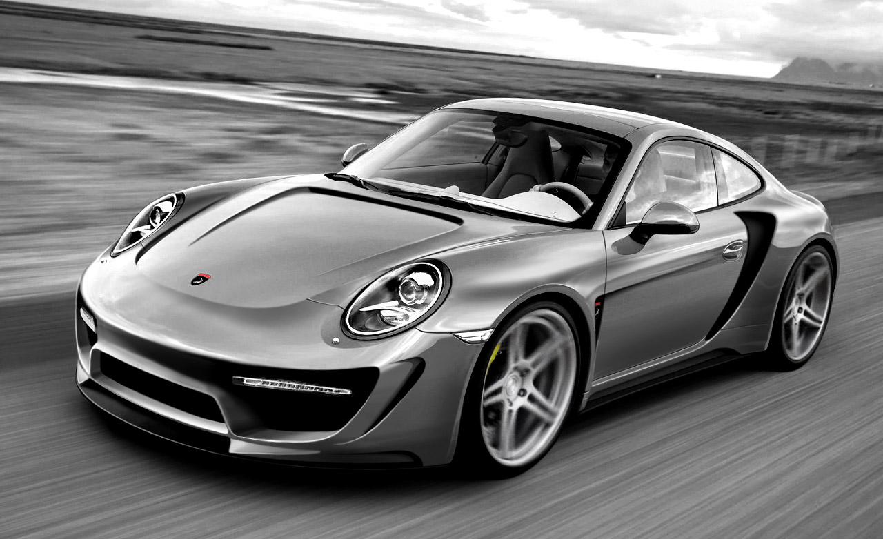 Porsche 911 (991) Carrera TopCar wide body