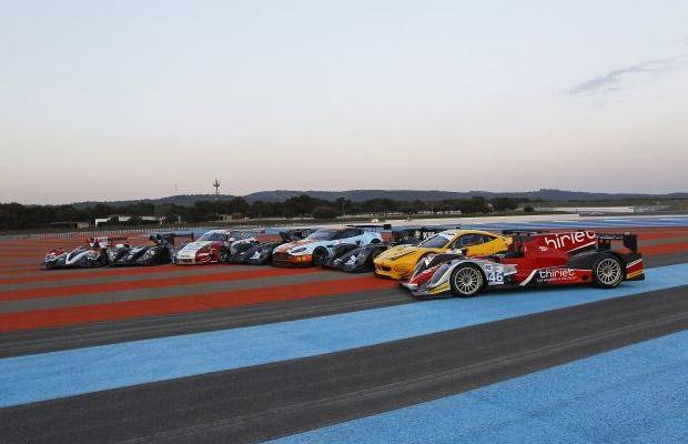 European Le Mans Series 2012