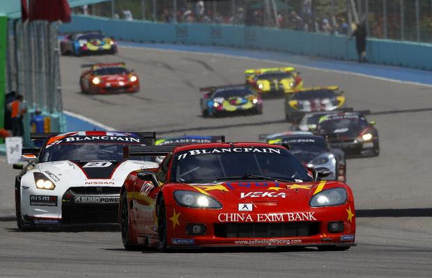 FIA GT1 Championship 2012