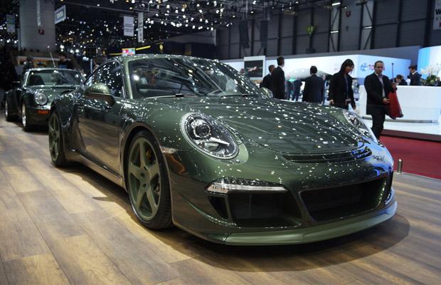 Porsche RUF RT-35 Anniversary