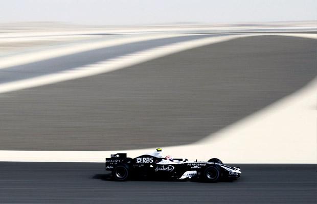 Bahrein GP 2012