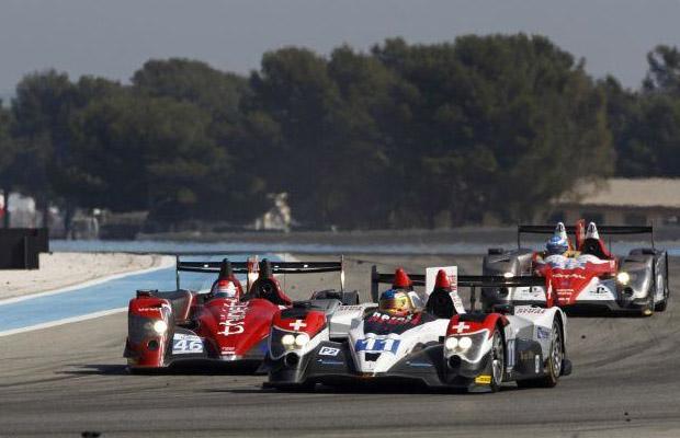 ELMS 6H de castellet Circuit Paul Ricard 2012