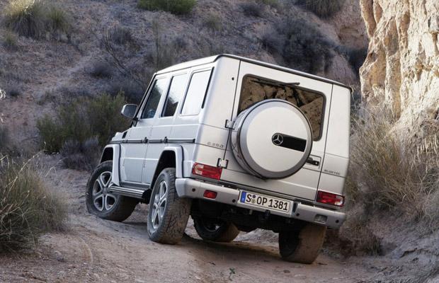 Mercedes-Benz G350 CDI BlueTec 2012