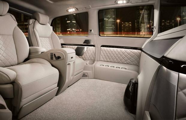 Mercedes-Benz Viano Vision Diamond